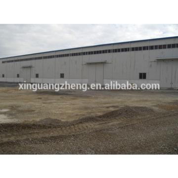 Flexible Design Double Layer Metal Frame Warehouse