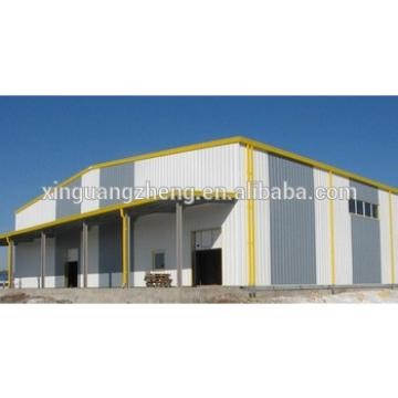 Steel Frame Qingdao Logistics Warehouse