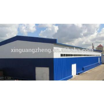 Portable Fabricated Steel Structure Pre fabricated Warehouse