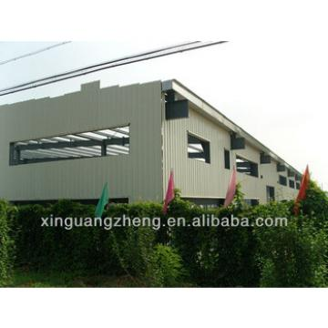 XGZ profesional manufactures construction design steel structure warehouse