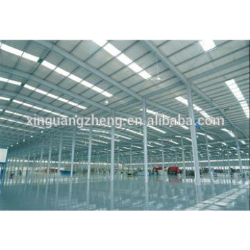 China Steel Warehouse Shed Metallic Roof Structure