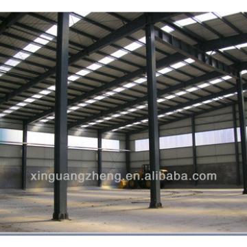 Prefabricated light steel framed warehouse