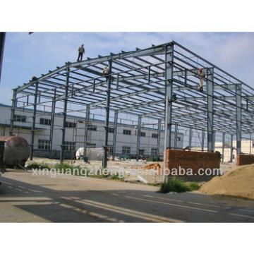 ISO 900 Certificated metalic structure for Warehouse