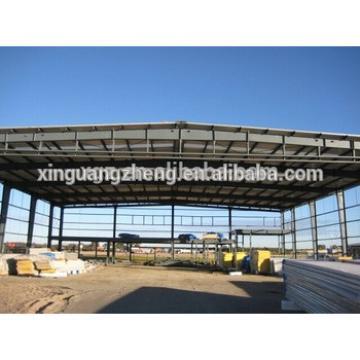 Pre built metal warehouse sheds