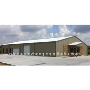 Prebuilt steel warehouse