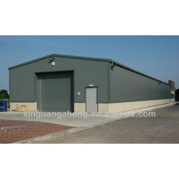 pre engineered metal logistic warehouse