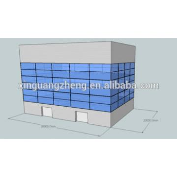 china low price prefabricated shopping center
