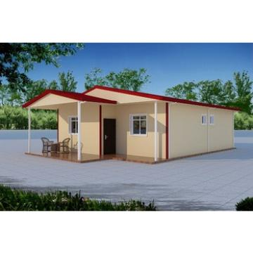 small steel structure prefabricated steel structure residential houses