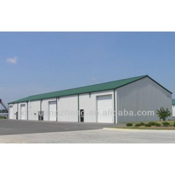 Small light steel warehouse