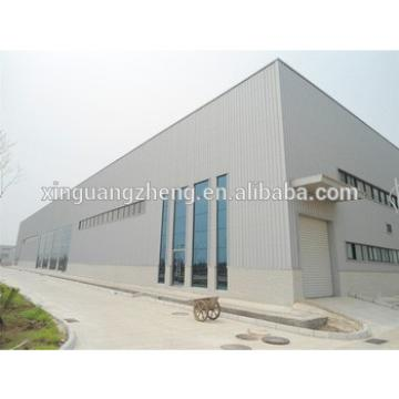 prefabricated steel warehouse in africa