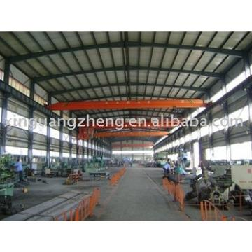portable steel structure warehouse overhead crane design installation