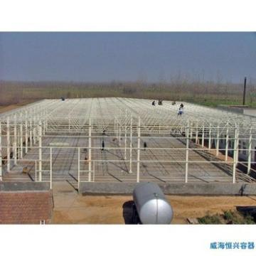 Construction Design Steel Structure Warehouse Shed in africa