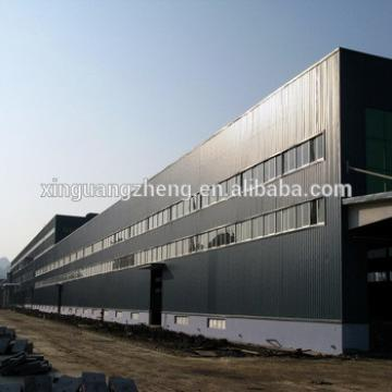 turnkey low cost prefab steel warehouse