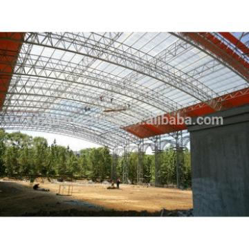 Light steel structure Football field building/harge/poutry/building