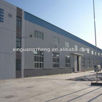 light steel frame disassemble warehouse fabric building modular construction