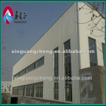 Manufcture china prefabricated light steel structure warehouse building