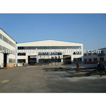 prefabricated light steel structure, warehouse & workshop design, installation
