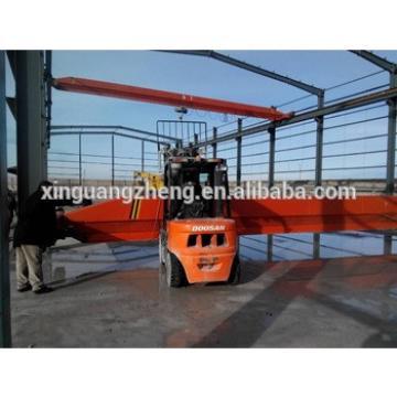 prefab steel warehouse in Algeria
