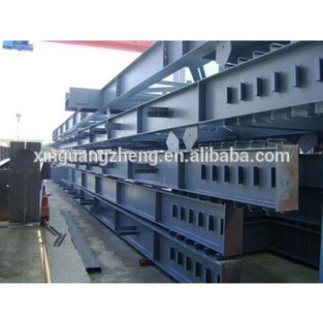 H section steel structural construction material platform