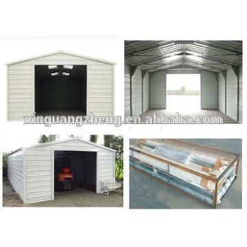 Prefabricated steel structure car showroom
