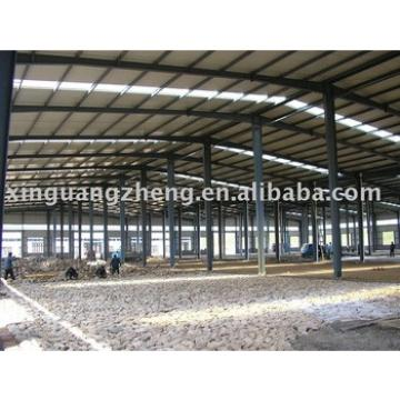 construction large span cheap qingdao steel structure warehouse