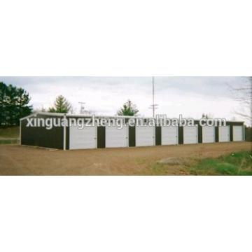 Space frame Steel structure building wearhouse garage factory
