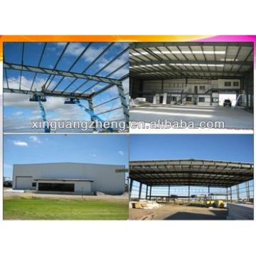 prefabricated steel aircraft hangar construction costs