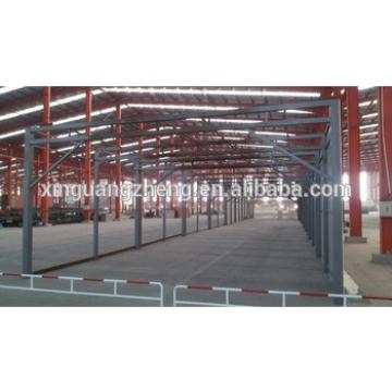 qualiy Highly modularized steel structure slaughter house with all equipments
