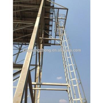galvernised steel structural water tank steel tower