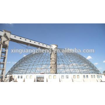 steel structural tubular space frame