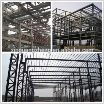 pre engineered long-span high rise steel structure building