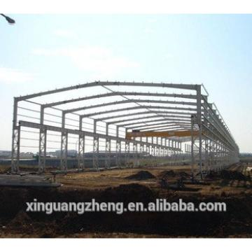 two story light weight steel structure warehouse steel shed plant large space truss structure