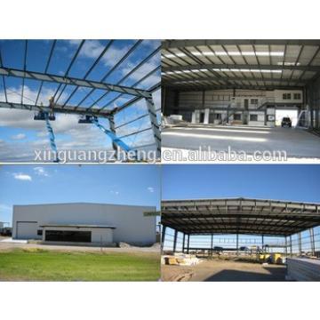 modular cheap steel structure hangar