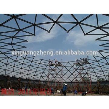sloping roof structure structural steel plant building