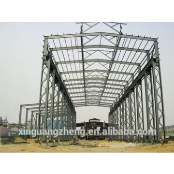 Chinese steel fabrication warehouse steel shed plant large space truss structure