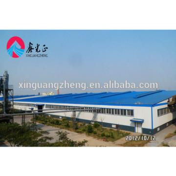 Portable pre-made steel frame factory building manufacturer China warehouse in Dubai