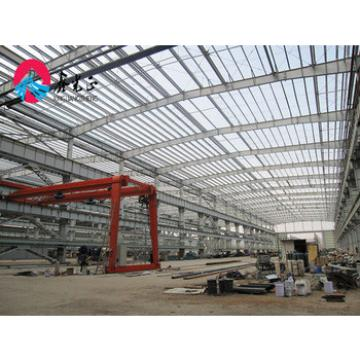 Portable pre-made steel frame factory building picture warehouse manufacturer China