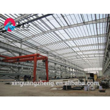 Steel structure depot manufacturer