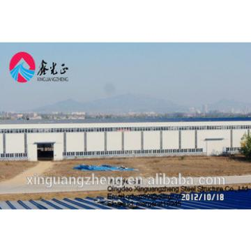 steel structure selfstorage EPS sandwich panel pvc warehouse price