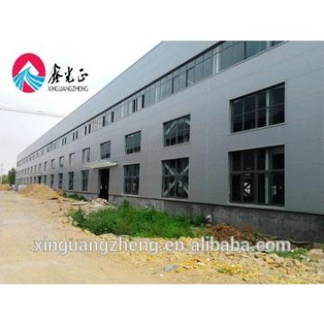 steel structure school building EPS sandwich panel warehouse cotton ginnery