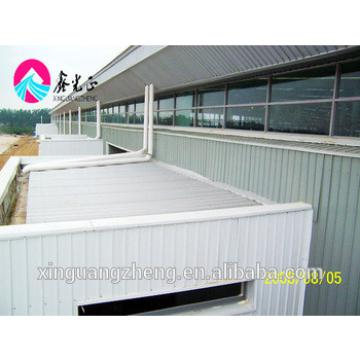 Steel structure warehouse factory rent in China