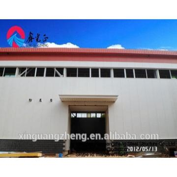 steel structure selfstorage EPS sandwich panel warehouse price