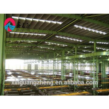Prefabricated steel roof shade structures
