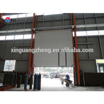 Prefab large span Light steel structure warehouse price