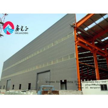 light steel structure prefabricated warehouse construction steel structure food warehouse