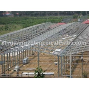 shed prefabricated light steel structure ware house