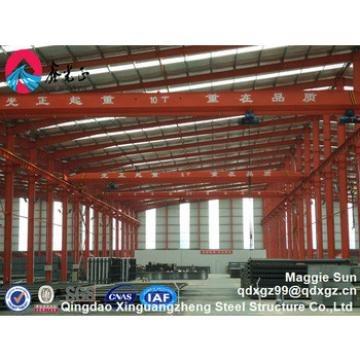 Building Steel storage warehouse structure plants