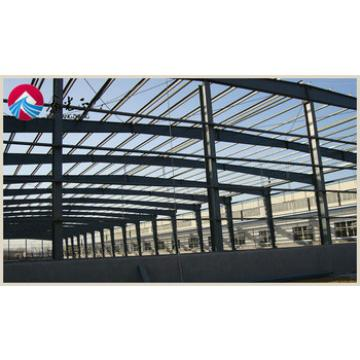 Prefab commercial farm warehouse hall light steel hall sports warehouse layout design