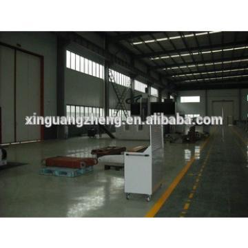 new kind prefabricated light steel warehouse sheds