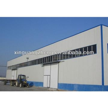 prefab light steel warehouse kit